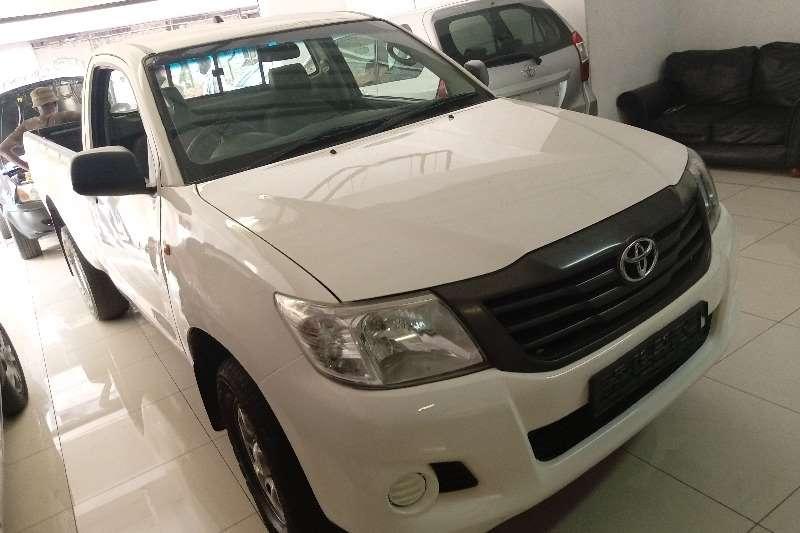 Used 2015 Toyota Hilux Single Cab HILUX 2.0 VVTi S P/U S/C