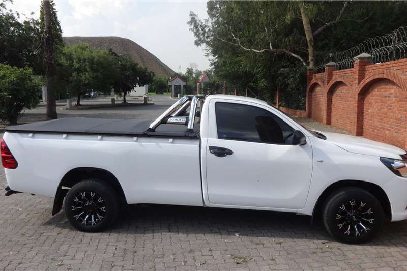 Toyota Hilux Single Cab HILUX 2.0 VVTi S P/U S/C 2019