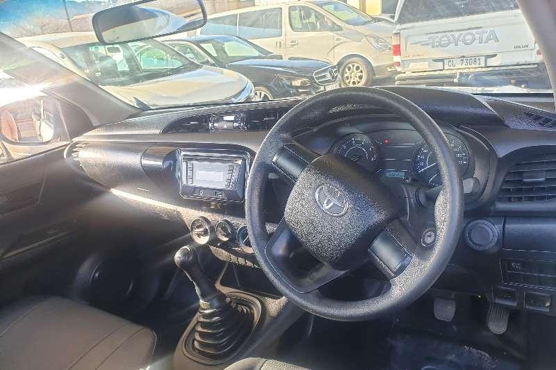 Used 2019 Toyota Hilux Single Cab HILUX 2.4 GD 6 RAIDER 4X4 A/T P/U S/C