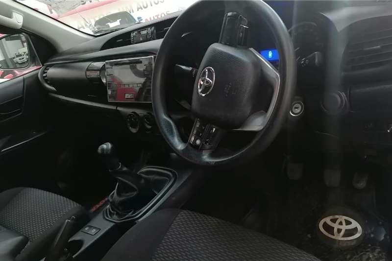 Used 2017 Toyota Hilux Single Cab HILUX 2.4 GD 6 RAIDER 4X4 P/U S/C