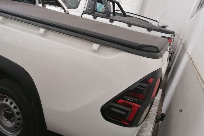 Used 2018 Toyota Hilux Single Cab HILUX 2.4 GD 6 RAIDER 4X4 P/U S/C