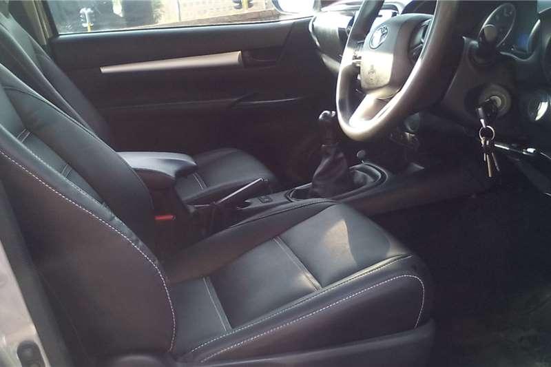 Used 2019 Toyota Hilux Single Cab HILUX 2.4 GD 6 RB RAIDER A/T P/U S/C