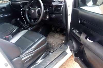 2017 Toyota Hilux single cab HILUX 2.4 GD-6 RB RAIDER P/U S/C