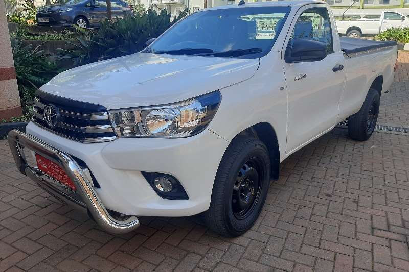 Used 2019 Toyota Hilux Single Cab HILUX 2.4 GD 6 RB RAIDER P/U S/C
