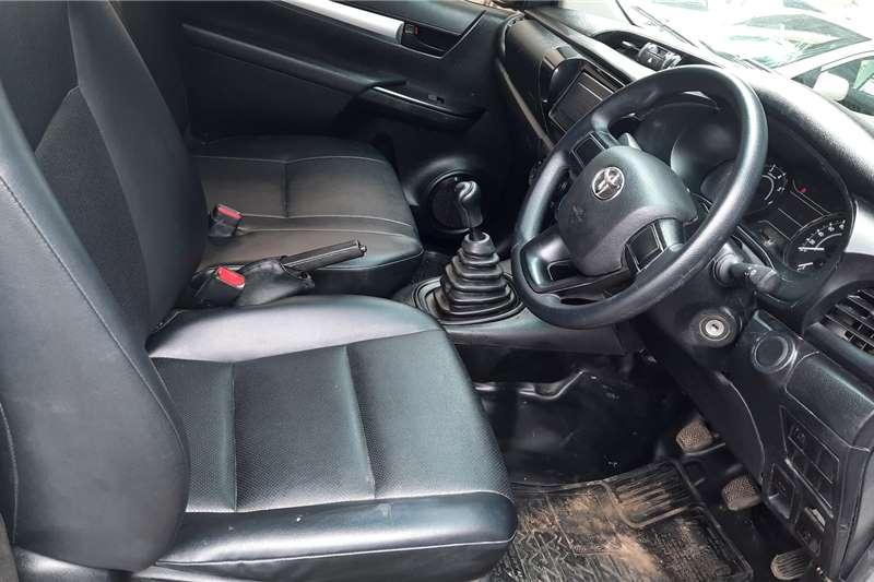 2019 Toyota Hilux single cab HILUX 2.4 GD-6 RB RAIDER P/U S/C