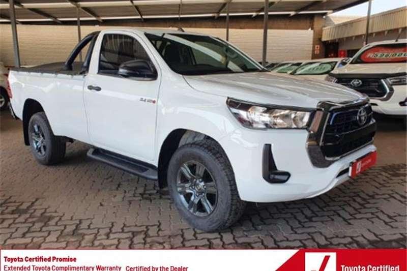 2021 Toyota Hilux single cab HILUX 2.4 GD-6 RB RAIDER P/U S/C