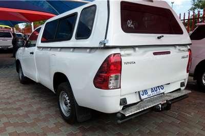 Toyota Hilux Single Cab HILUX 2.4 GD 6 RB SR P/U S/C 2019