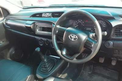 Used 2019 Toyota Hilux Single Cab HILUX 2.4 GD 6 RB SR P/U S/C