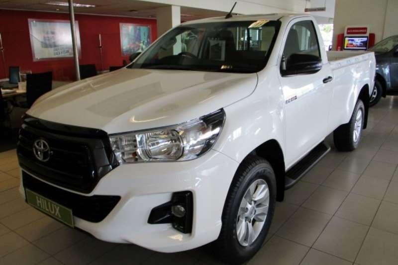 Toyota Hilux single cab HILUX 2.4 GD-6 RB SRX P/U S/C 2019