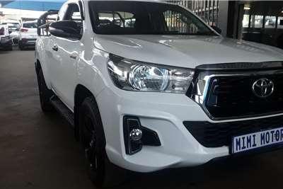 Used 2019 Toyota Hilux Single Cab HILUX 2.4 GD 6 RB SRX P/U S/C