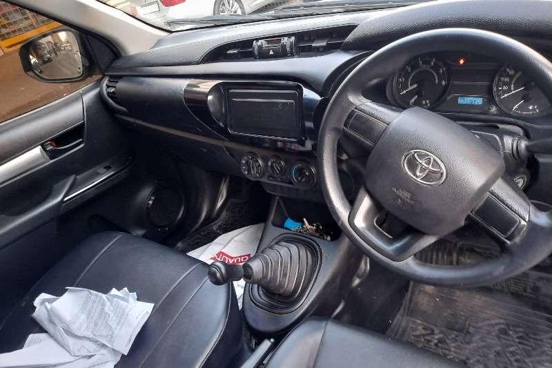 Used 2019 Toyota Hilux Single Cab HILUX 2.4 GD 6 SR P/U S/C