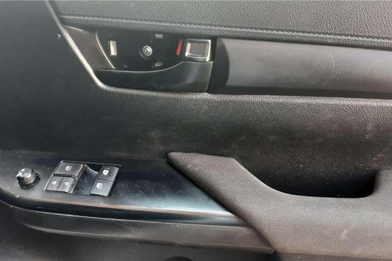 2018 Toyota Hilux single cab HILUX 2.4 GD-6 SRX 4X4 A/T P/U S/C