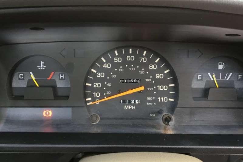 2004 Toyota Hilux single cab HILUX 2.4 GD A/C P/U S/C