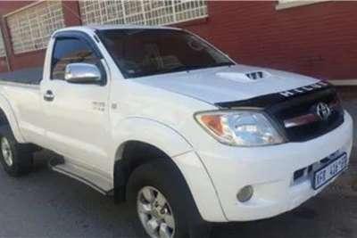 Toyota Hilux Single Cab HILUX 2.4 GD A/C P/U S/C 2014