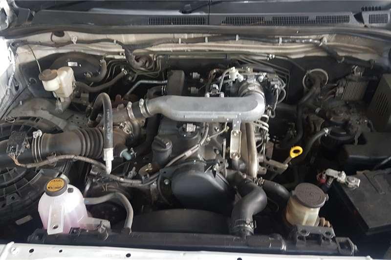 Toyota Hilux single cab HILUX 2.4 GD A/C P/U S/C 2015