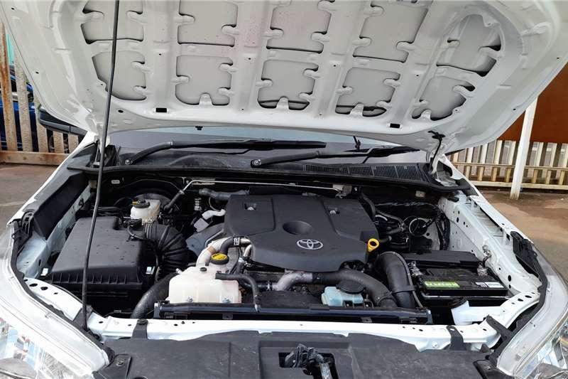 Toyota Hilux Single Cab HILUX 2.4 GD A/C P/U S/C 2017