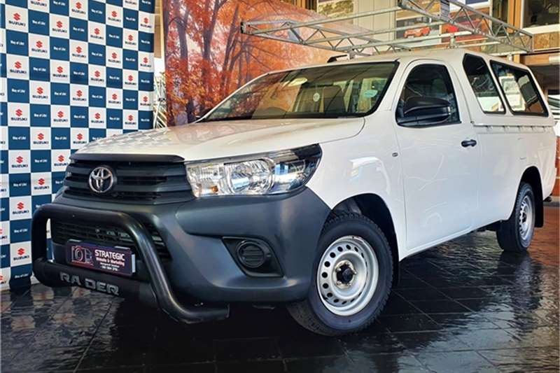 Used 2020 Toyota Hilux Single Cab HILUX 2.4 GD A/C P/U S/C