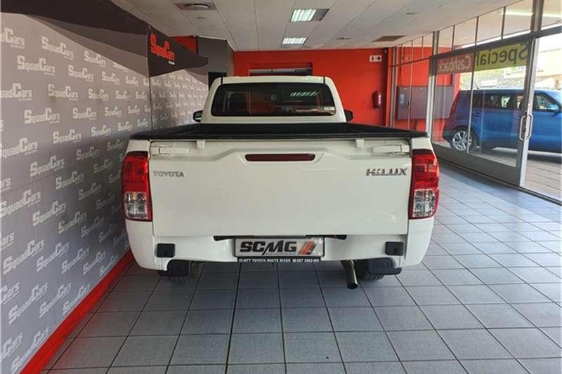 2020 Toyota Hilux single cab HILUX 2.4 GD A/C P/U S/C