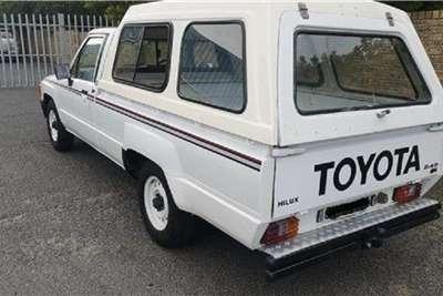 Used 1995 Toyota Hilux Single Cab HILUX 2.4 GD P/U S/C