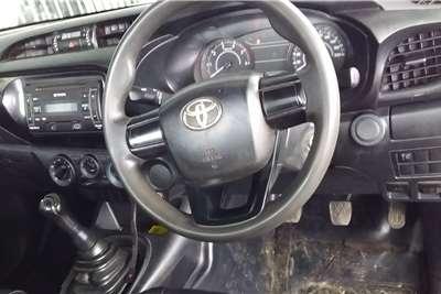 Used 2011 Toyota Hilux Single Cab HILUX 2.4 GD P/U S/C