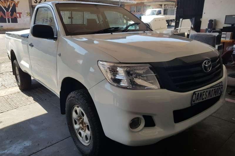 Used 2013 Toyota Hilux Single Cab HILUX 2.4 GD P/U S/C