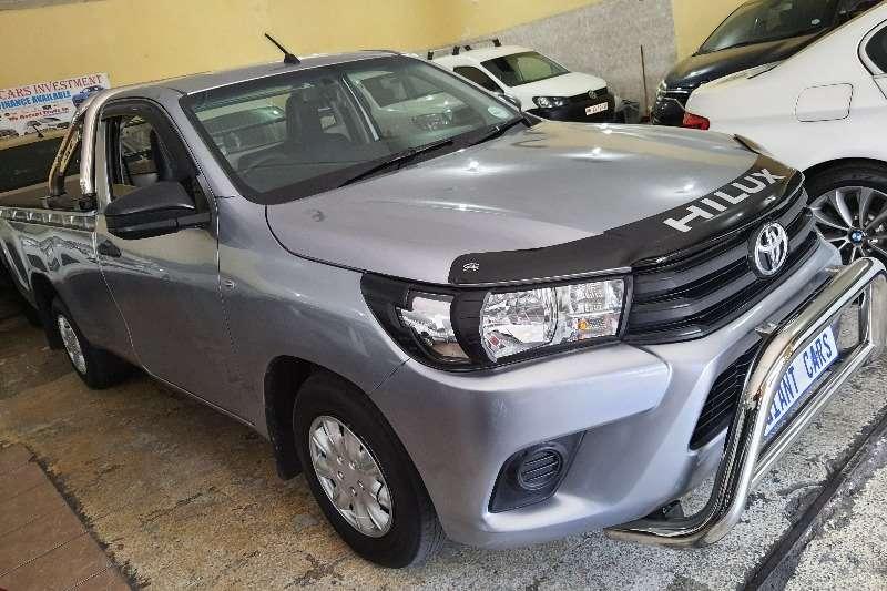 Toyota Hilux Single Cab HILUX 2.4 GD P/U S/C 2016