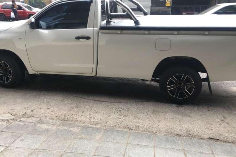 Toyota Hilux Single Cab HILUX 2.4 GD P/U S/C 2017