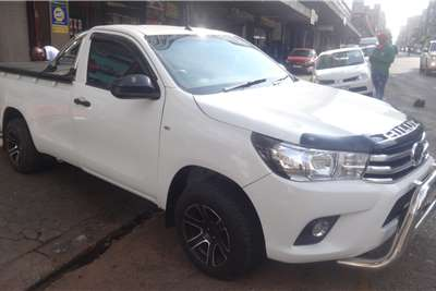Toyota Hilux Single Cab HILUX 2.4 GD P/U S/C 2017