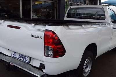 2019 Toyota Hilux single cab HILUX 2.4 GD P/U S/C