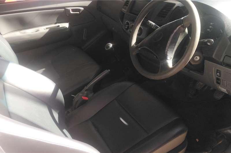 Used 2014 Toyota Hilux Single Cab HILUX 2.4 GD S A/C P/U S/C