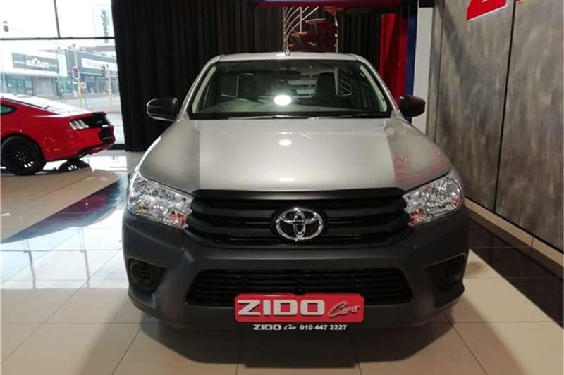Used 2021 Toyota Hilux Single Cab HILUX 2.4 GD S A/C P/U S/C