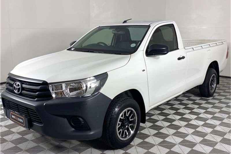 2021 Toyota Hilux single cab HILUX 2.4 GD S P/U S/C