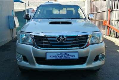 Used 2007 Toyota Hilux Single Cab HILUX 2.7 VVTi RB S P/U S/C