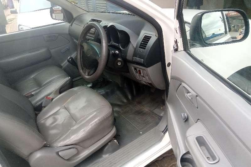 Used 2008 Toyota Hilux Single Cab HILUX 2.7 VVTi RB S P/U S/C