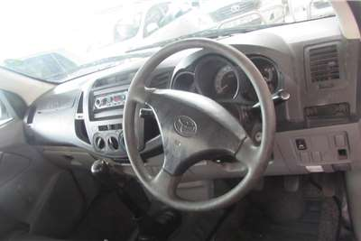 Toyota Hilux Single Cab HILUX 2.7 VVTi RB S P/U S/C 2009
