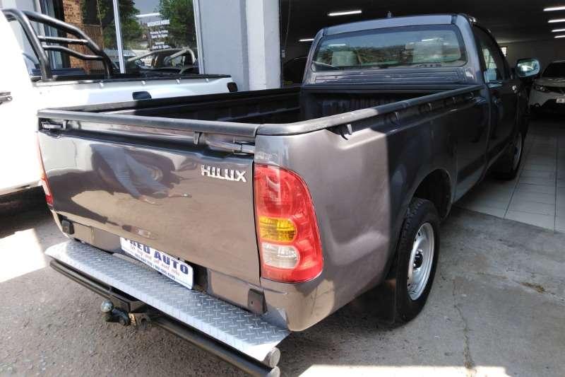 Used 2009 Toyota Hilux Single Cab HILUX 2.7 VVTi RB S P/U S/C