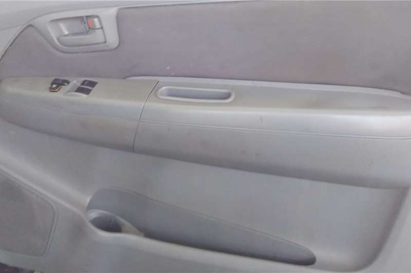 2010 Toyota Hilux single cab HILUX 2.7 VVTi RB S P/U S/C