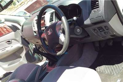 Toyota Hilux Single Cab HILUX 2.7 VVTi RB S P/U S/C 2012