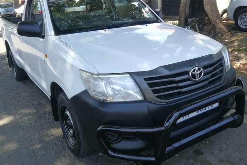 Toyota Hilux Single Cab HILUX 2.7 VVTi RB S P/U S/C 2014