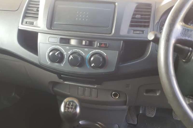 2015 Toyota Hilux single cab HILUX 2.7 VVTi RB S P/U S/C