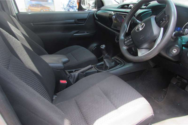 Toyota Hilux Single Cab HILUX 2.7 VVTi RB S P/U S/C