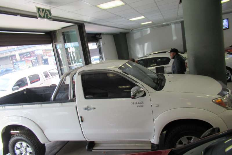 Toyota Hilux Single Cab HILUX 2.7 VVTi RB SRX P/U S/C 2006