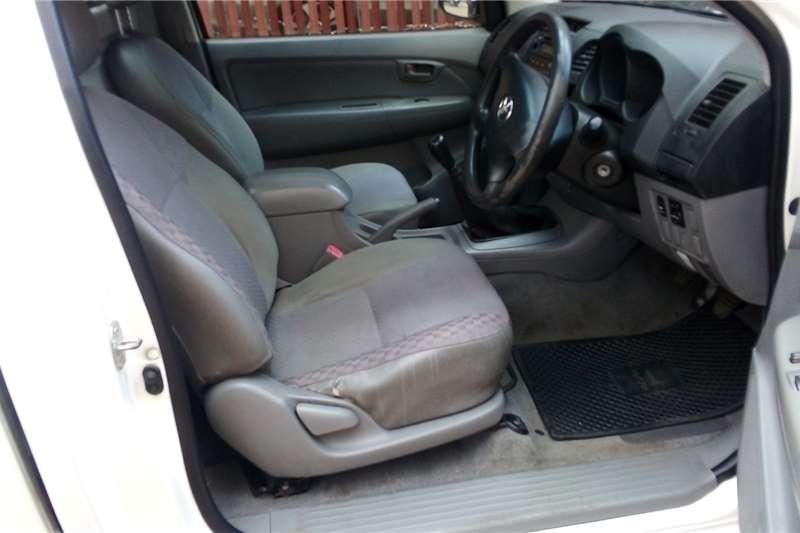 2008 Toyota Hilux single cab HILUX 2.7 VVTi RB SRX P/U S/C