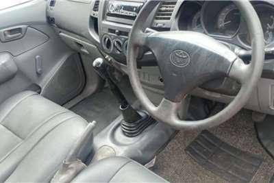 Toyota Hilux Single Cab HILUX 2.7 VVTi RB SRX P/U S/C 2012