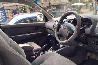 Toyota Hilux Single Cab HILUX 2.7 VVTi RB SRX P/U S/C 2015