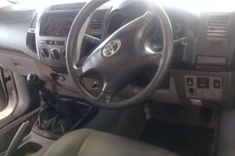 Toyota Hilux Single Cab HILUX 2.8 GD 6 RAIDER 4X4 P/U S/C 2010