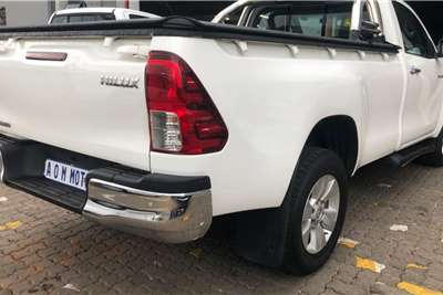 Toyota Hilux Single Cab HILUX 2.8 GD 6 RAIDER 4X4 P/U S/C 2017