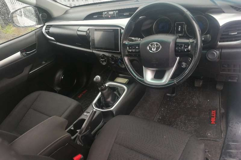 Toyota Hilux Single Cab HILUX 2.8 GD 6 RAIDER 4X4 P/U S/C 2017