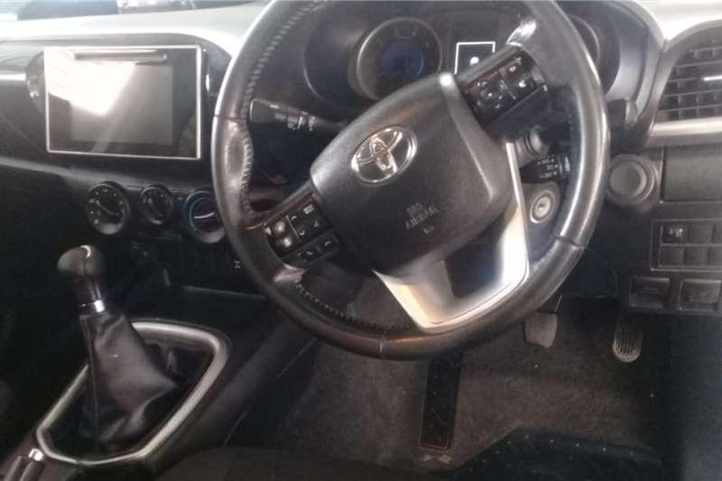 Toyota Hilux Single Cab HILUX 2.8 GD 6 RAIDER 4X4 P/U S/C 2018