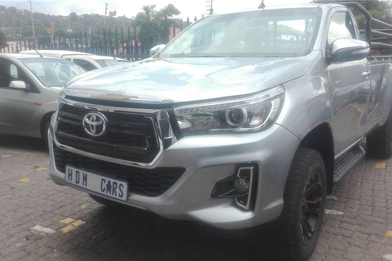2018 Toyota Hilux single cab HILUX 2.8 GD-6 RAIDER 4X4 P/U S/C